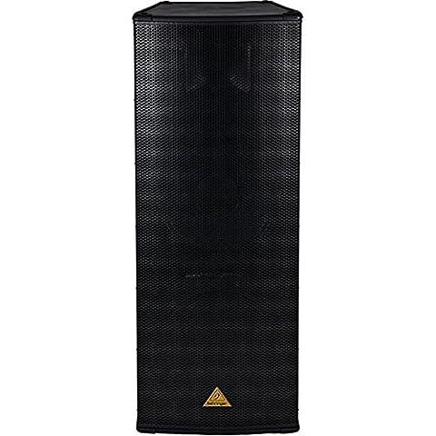 Behringer Eurolive B2520 PRO PA-Lautsprecher mit 2x Woofern (2200 Watt) schwarz (Pro Pa Lautsprecher)