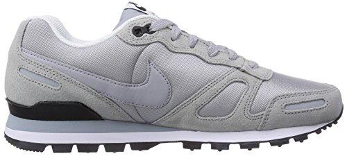 Nike - Air Waffle Trainer, Scarpe da ginnastica da uomo grigio (Wolf grey/wolf grey-blk-white 092)