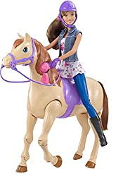 Barbie Saddle 'N Ride Horse & Teresa Doll