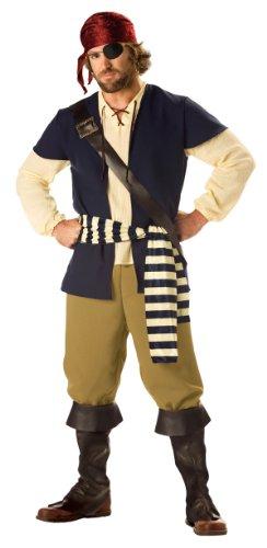 Piraten Kostüm - Smutje (Incharacter Piraten Kostüm)