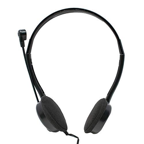 Cuffia auricolare con microfono on-ear built-in boma mic 2 x jack da db283cd11537