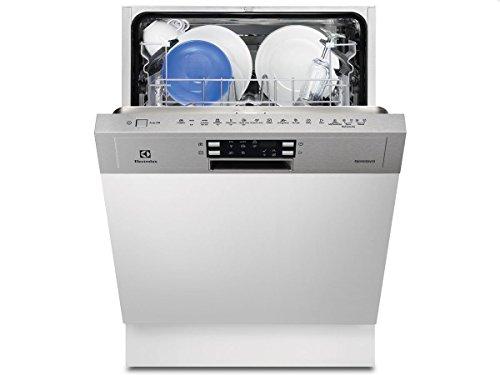 AEG Electrolux ESI6522LAX Teilintegrierbarer Einbau Geschirrspüler Spülmaschine