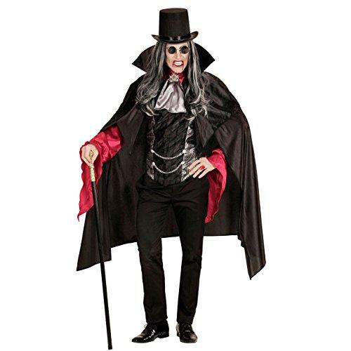 Widmann 07152 Erwachsenen Kostüm Vampir, Mens, -