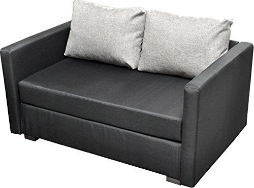 VCM-2er-Couch-Engol-Schwarz