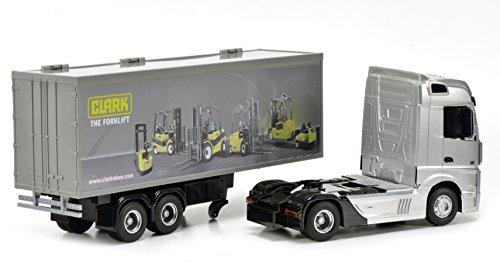 Dickie Toys 201119884 - RC Mercedes-Benz Actros, funkferngesteuerter LKW inklusive Batterien, 49 cm - 10