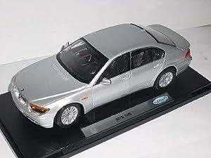 BMW E65 E 65 745i 745 i 7er 7 er SILBER SILVER 2004 METALLMODELL 1/18 WELLY MODELLAUTO MODELL AUTO