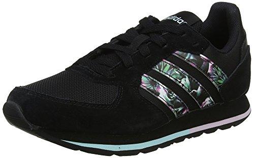 adidas Damen 8k Gymnastikschuhe  38 EUSchwarz (Core Black/Clear Aqua)