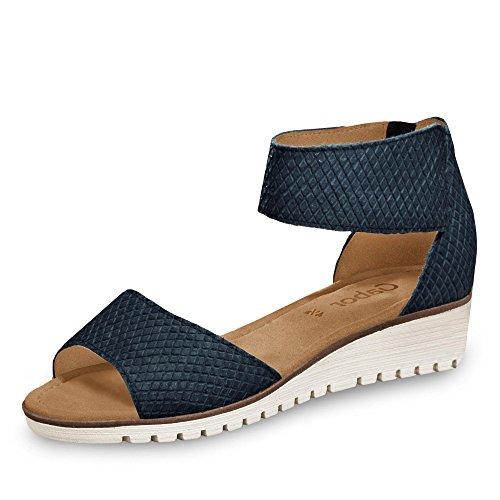 Gabor Damen Sandalette Nightblue