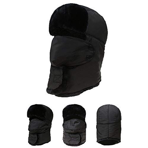 Unisex Winterjagd-Mütze dicken warmen ()