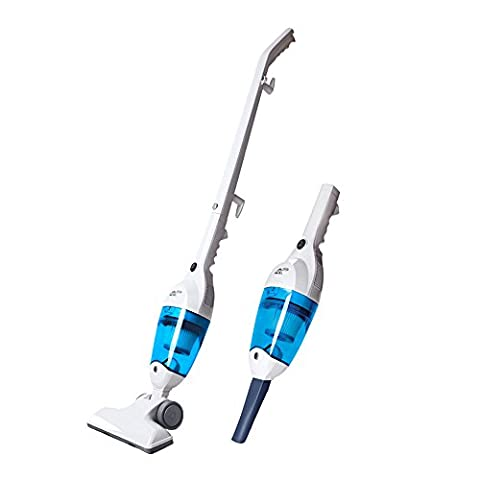 PUPPYOO Handheld Vacuum Electric Brooms 2 in 1 Lightweight Ergonomic Design can Save Effort Simple Operation Removal Mites Efficiency is