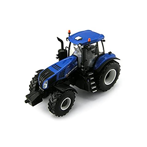 Britains 1:32 New Holland Replica T8.435 Tractor Collectable Farm Toy