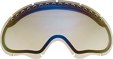 Ersatzgläser für Oakley A-Frame Skibrille, Clear Mirror