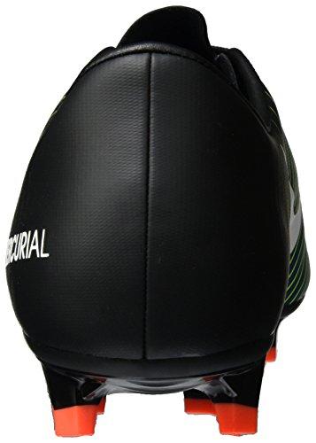 Nike 831964-013, Scarpe da Calcio Uomo Multicolore (Black/wht-elctrc Grn-prmnt Bl)