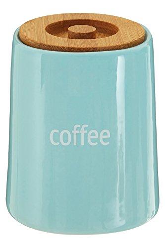 Premier Housewares Fletcher Kaffeedose, Blau