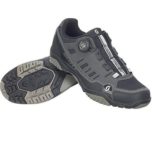 Scott Crus-r Boa Freizeit/Trekking Fahrrad Schuhe grau/schwarz 2019: Größe: 45