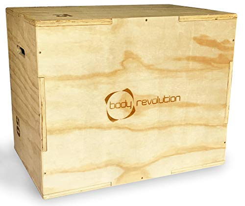 Body Revolution Box für plyometrisches Spring-Training