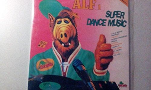 "Alf 1 Super Dance Music Vinyl (1991 )(12"" Vinyl Doppel LP)Dino 30015)"