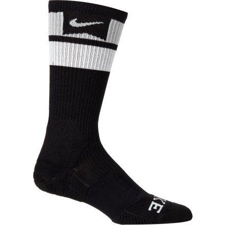 Nike Elite Skate Crew Mens Style: SX4798-011 Size: L (Classic Golf Premier)