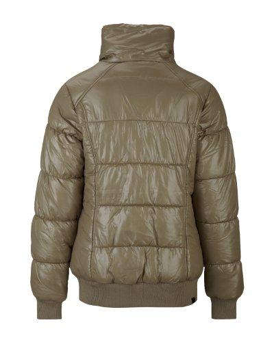 Bench Damen Jacke Jacke Shine ON Shitake