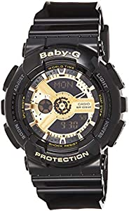 Casio Baby-G Women's Ana-Digi Dial Resin Band W