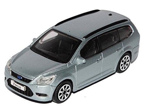 ford-focus-kombi-silber-2-generation-da3-2004-2010-1-43-bburago-modell-auto-mit-individiuellem-wunsc
