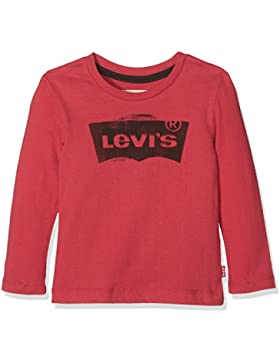 Levi's LS Tee Bat, Camiseta Para Niñas