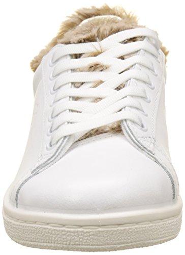 Ippon Vintage Damen Wild-Polar Flach Blanc (Cuivre)