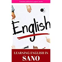 Learning English in Sano