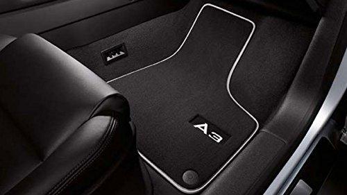 Véritable Audi Pièces Audi A3 8P PREMIUM origine velours tapis de sol 4 pièces