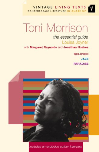 Toni Morrison: The Essential Guide (Vintage Living Texts)