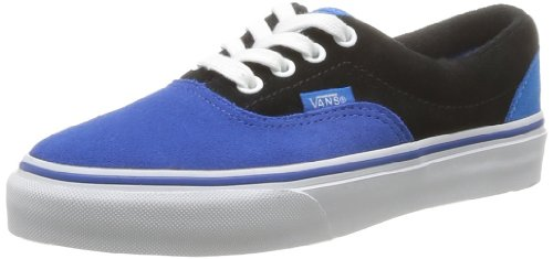 Vans K Era, Baskets mode mixte enfant Bleu (Tri-Tone Suede)