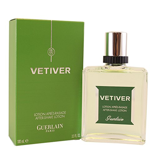 Vetiver by Guerlain Aftershave Lotion / 3.3 fl.oz. 100ml