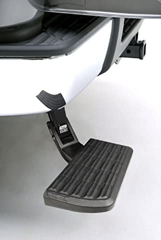 AMP RESEARCH 75300-01A BED STEP- 07-10 Chevy Silverado/GMC Sierra & 2011 no HD by AMP Research