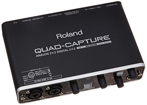 Interface Audio Roland quad-capture ua55