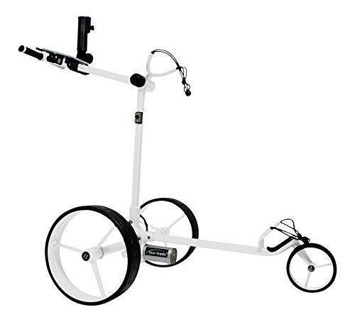 Tour Made RT-610LI V2 Quick Fold Lithium Chariot électrique...