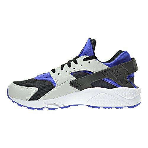 Nike Herren Air Huarache Sneaker persian violet, pr platinum - blk