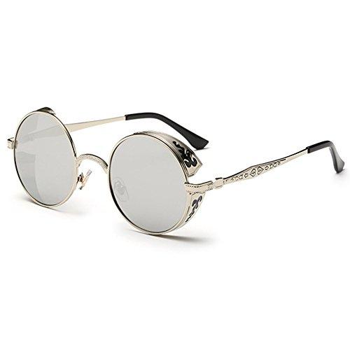 WANGMIN® Lunettes De Soleil De Qualité Supérieure Hommes Polarized Brand Designer Fashion Aviator Driving Sun Glasses , J