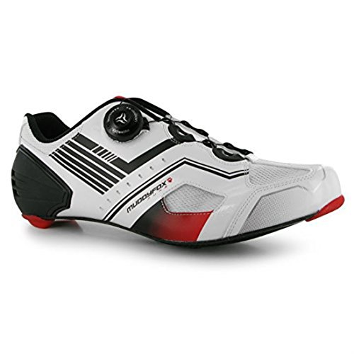 muddyfox-mens-rbs-carbon-cycling-shoes-cycle-trainers-mesh-panels-white-black-red-uk-11