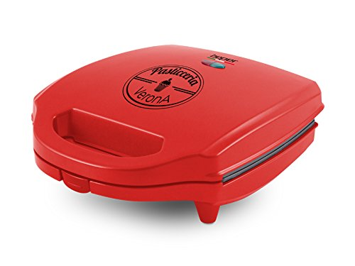 BEPER 90.605 Machine à Tarte ou Quiche, 900 W, Rouge