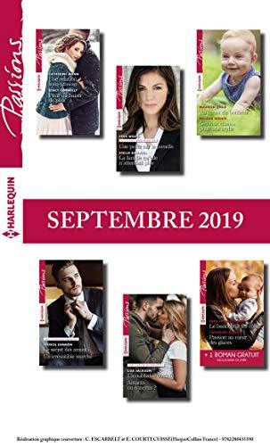 12 romans Passions + 1 gratuit (n°815 à 820 - Septembre 2019 ...