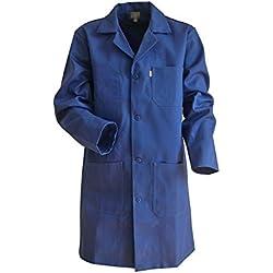LMA - 700741 - Blouse De Travail Bleu Bugatti LIMEUR LMA - Taille 3