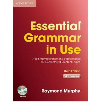 Essential Grammar in Use with Answers and CD-ROM Pack (Grammar in Use) (Mixed media product) - Common