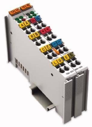 Preisvergleich Produktbild WAGO Kontakttechnik Inkremental-Encoder 750-631/000-004 Interface RS 422 I/O-System 750 Feldbus, Dez. Peripherie - Funktions-/Technologie-Modul 4050821248309