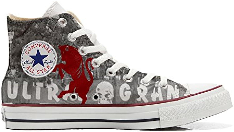 Converse All Star Zapatos Personalizados (Producto Handmade) (Producto Handmade) High Size 37 EU