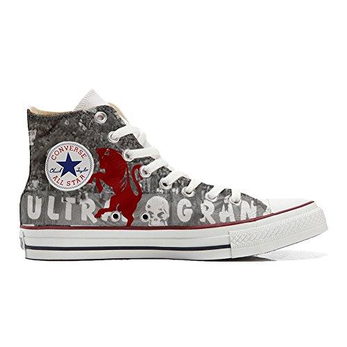 Converse All Star Chaussures Personnalisé et Imprimés (produit artisanal) High size 32 EU
