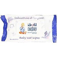 Idrofil Baby - Salviettine Detergenti - 6 confezioni da 100 salviettine [600 salviettine]