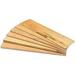 Set de muestra Wodewa (6 piezas) Roble rústico