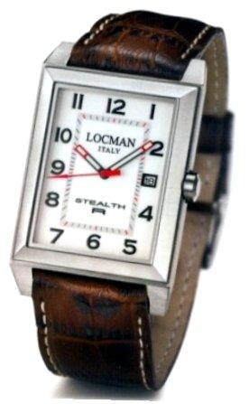Locman 024000WHNBK2PST_wt Montre à bracelet unisexe