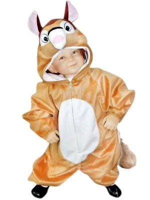 J67 Rehkitz Kostüm Baby Rehkitzkostüm Rehkitzkostüme Fasching Karneval