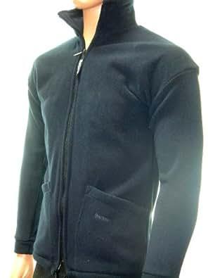 Barbour Homme Veste en molleton classique - Marine | Taille: XS